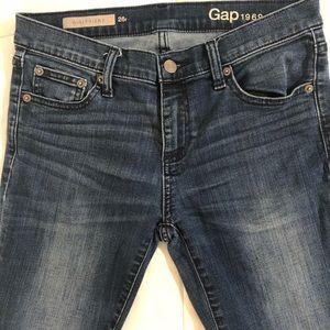 Gap denim size 26